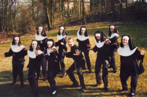 unsere-steppenden-Nonnen